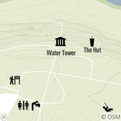 Map of Water Tower