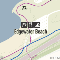 Map of Edgewater Park