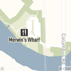 Map of Merwin
