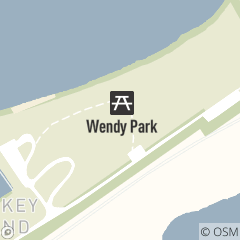 Map of Wendy Park