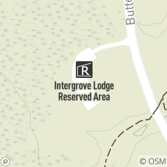 Map of Intergrove Lodge Picnic Area