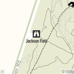 Map of Jackson Field