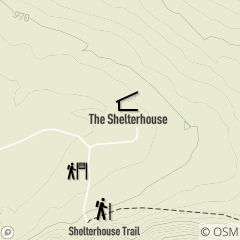 Map of The Shelterhouse (reserved half)